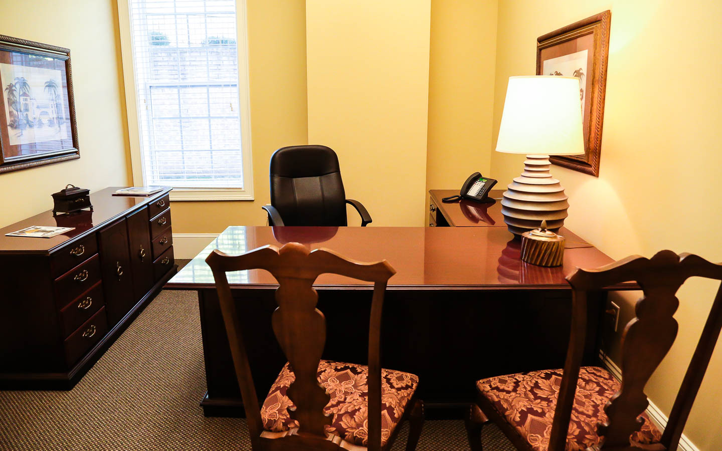 Offices at the Meritage