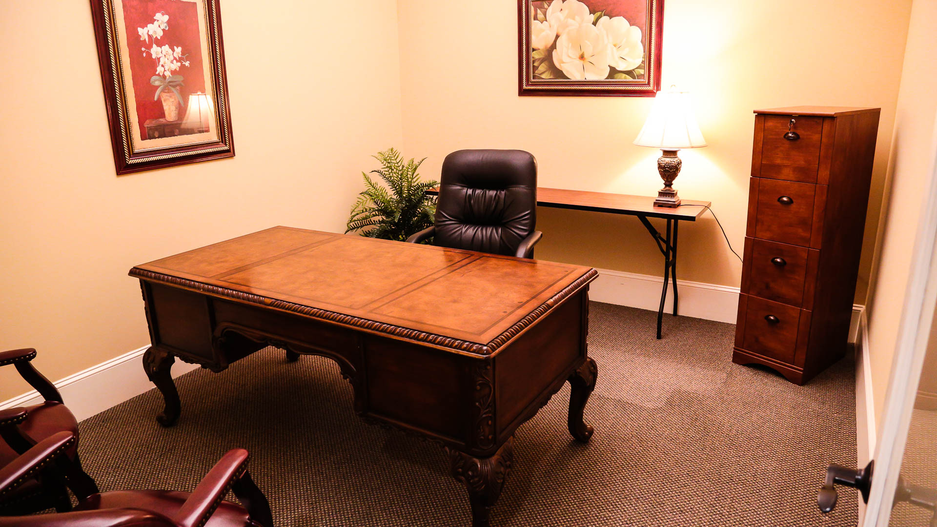 office space in the Meritage