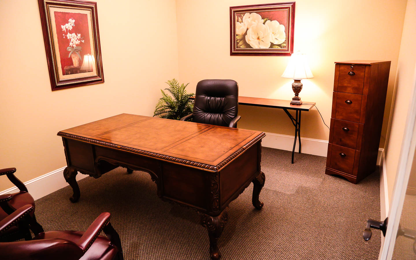 office suite at Meritage Centre